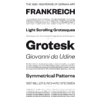 Klim / Retail / Founders Grotesk Samples