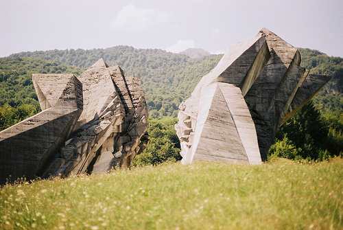All sizes  Sutjeska Partisan Memorial  Flickr – Photo Sharing