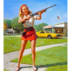 All sizes | 1974 … nice girls have shotguns! | Flickr - Photo Sharing!