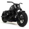 "The ""Black Tonal"" Conspiracy » Russell Mitchell, black matte modern bobber – Exile Cycles – 2009"