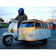 Cool-Motorcycle-Side-Car-VW-Van.jpg 700×533 pixels