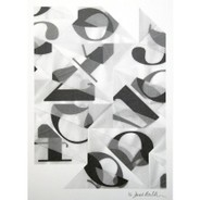 'Didot Trace' Print, Buy Unique Gifts From CultureLabel.com