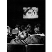 Leen, Nina (1914c.-1995) 1944 Teenagers in a Movie Theater | Flickr : partage de photos !